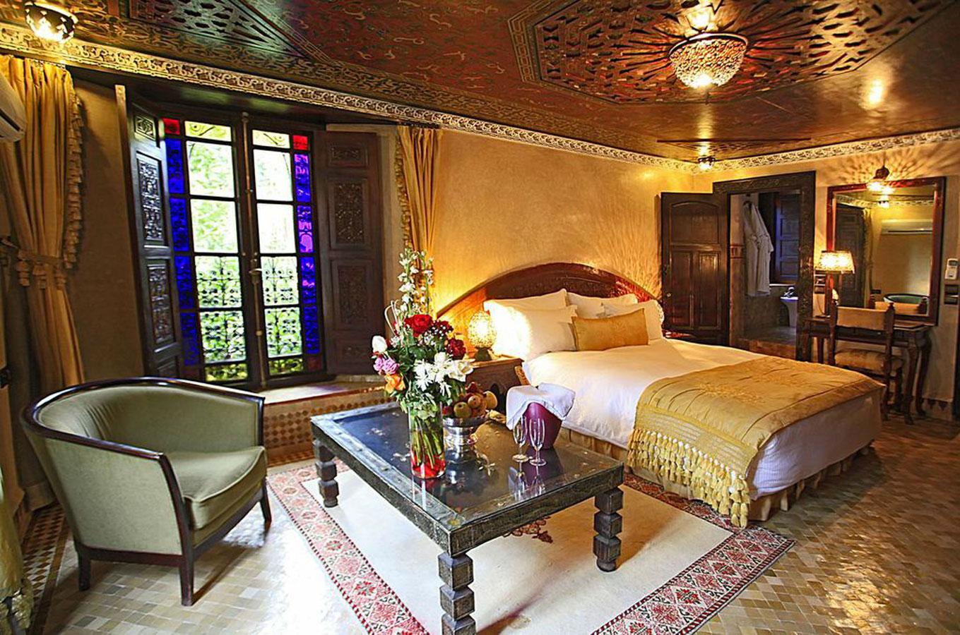 Palais Sheherazade Fez: Luxury Hotel Fez - Riad Fez