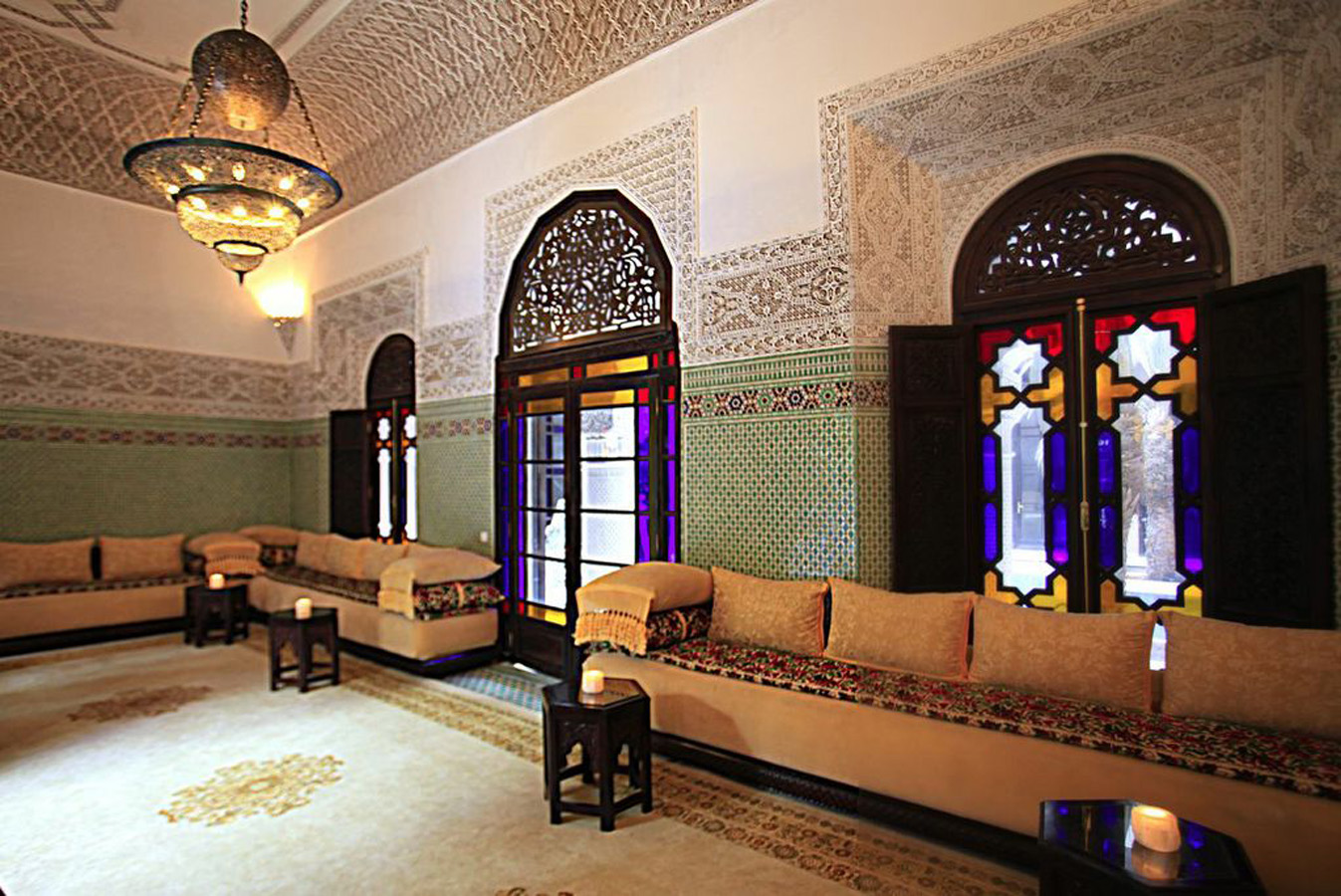 gastronomic restaurant fez moroccan restaurant fez medina. Black Bedroom Furniture Sets. Home Design Ideas