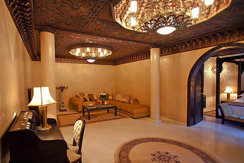 suites vizirs h tel de luxe fes. Black Bedroom Furniture Sets. Home Design Ideas